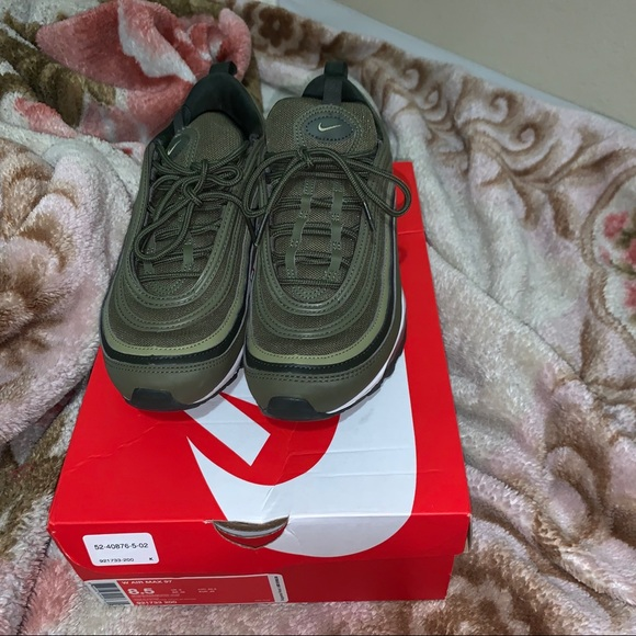 nike air max 97 khaki green
